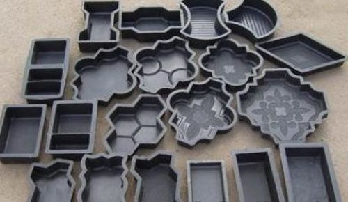 Производство тротуарная плитка своими руками