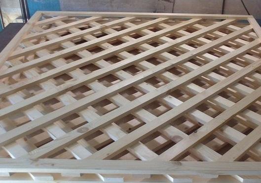 Деревянные решетки как сделать