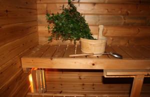 Как сделать полог в бане своими руками