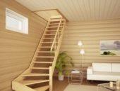 Чем покрасить деревянную лестницу в доме