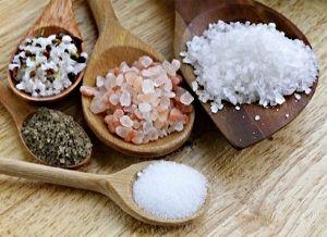 виды_соли