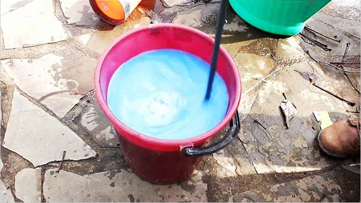 Бордосская жидкость как приготовить в домашних условиях для опрыскивания применение
