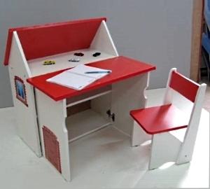 Детский_стол-домик-