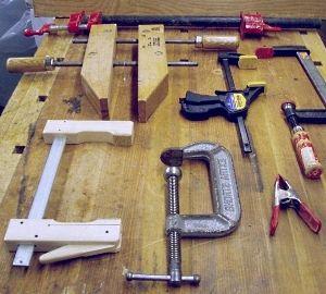 Инструменты, струбцины
