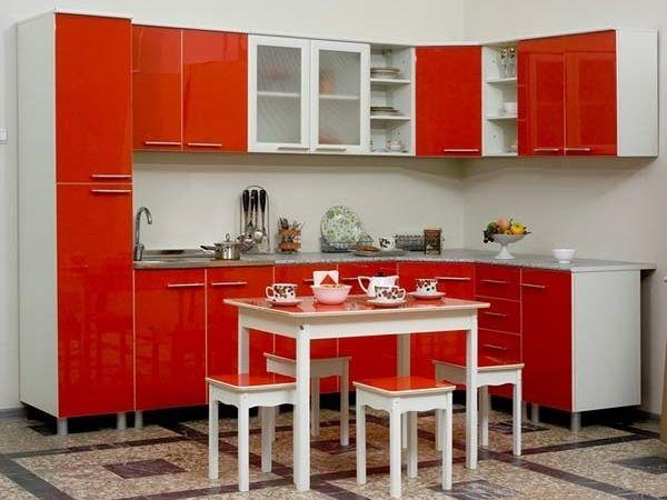 Красно-белая_кухня_1