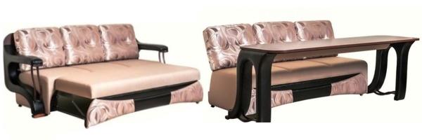 Стол-диван