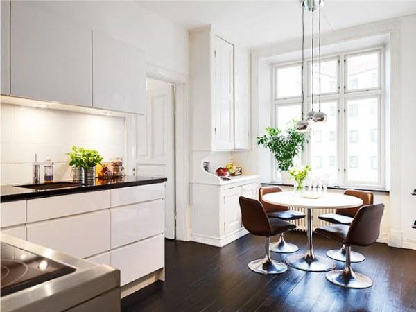 Темный-пол-на-кухне-в-скандинавском-стиле-2
