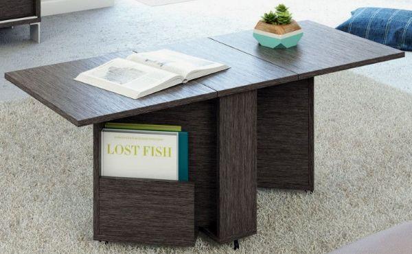 Журнальный стол-трансформер мини-книжка.