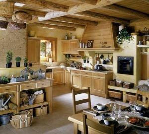 Кухня_в_деревянном_доме_1