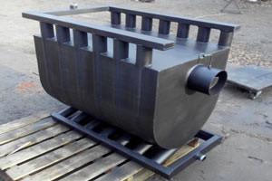 Печь Булерьян с водяным контуром