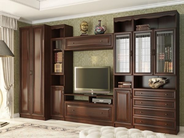 Декоративный молдинг для мебели