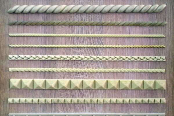 Фото с образцами мебельного декора