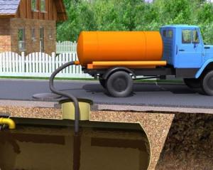 Механический способ очистки ямы