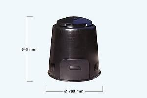 Модель компостера