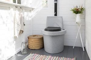 Туалет компостный
