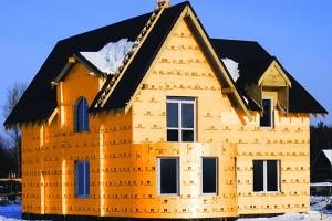 Пеноплекс применяется для утепления фасада дома