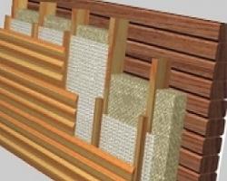 Правильно утепленный деревянный дом поможет сэкономить на отоплении