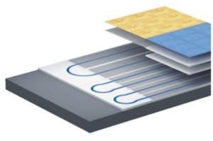 Термоизоляционные свойства материала не зависят от влажности, полистирол не гигроскопичен