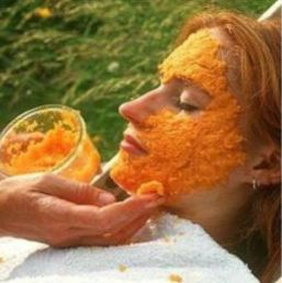 Морковные маски – это отличное средство против пигментации