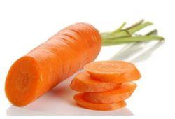 Содержащийся в моркови каротин нейтрализует вредные радикалы