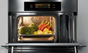 В микроволновой печи все готовится быстро, это позволяет сохранить больше витаминов