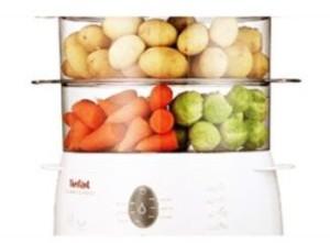 Приготовление овощей на пару позволяет сохранить их цвет ярким и насыщенным