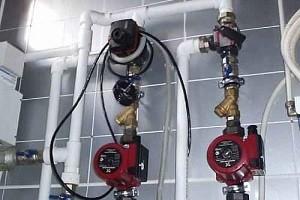 Циркуляционные насосы в системе отопления двухэтажного дома