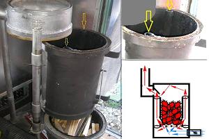 Пиролизная печь Лачинянка