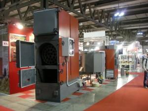 caldaia industriale biomassa FACI