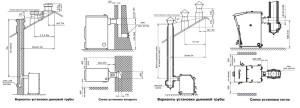 Особенности установки агрегата (нажмите для увеличения)