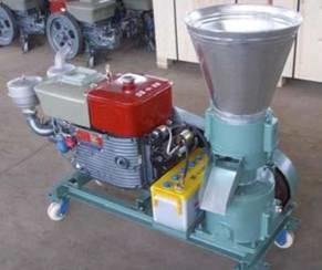 Популярная модель домашнего гранулятора для производства пеллет