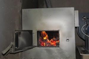 Пиролизная печь