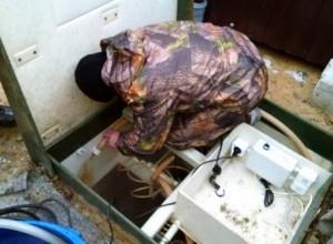 Чистку автономной канализации Топас вполне можно провести своими руками