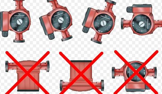 Циркуляционные насосы для систем отопления установка своими