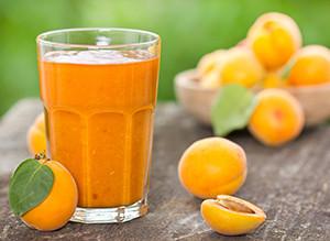 Абрикосовый сок улучшает общее состояние организма