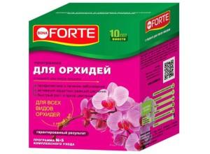 Средство защиты растений Bona Forte для орхидей