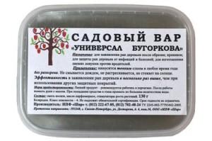 Садовый вар Бугоркова. (Для увеличения нажмите)