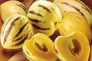 Плоды Пепино обогащены полезными веществами
