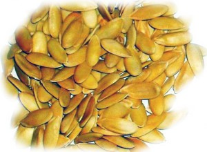 Конец апреля – посев семян на рассаду