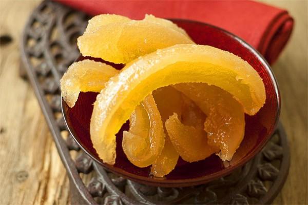 Цукаты из Канталупы – замечательный десерт