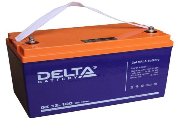Аккумуляторная батарея гелевая