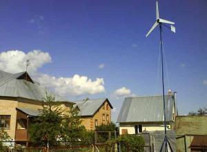 Ветрогенератор для частных домов, коттеджей