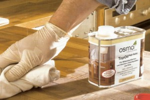 Масло OSMO для пропитки дерева