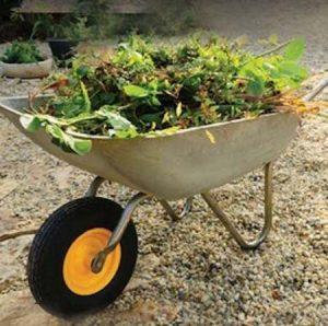 Какие бывают тачки для сада