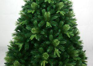 Пластиковая литая елка