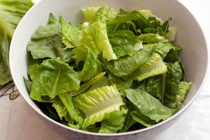 Салат романо польза