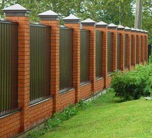 Как выбрать современный забор для дома?