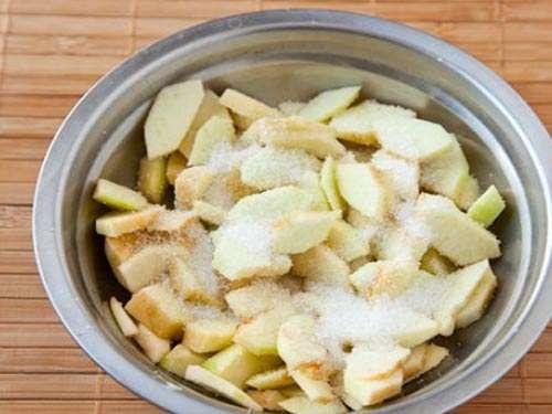 Как приготовить пастилу из яблок