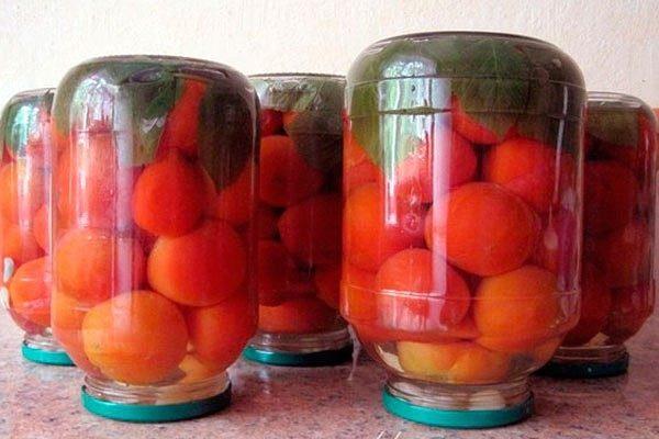 рецепты томатов на зиму