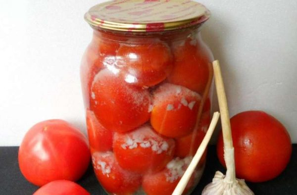 рецепты заготовок из помидоров на зиму